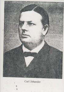 Carl Jehander
