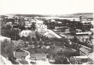 Falun Magasinsgatan omkring 1900_b