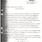 Falun Norra indragning av stationsmästare 1934