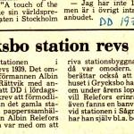 Grycksbo DD 1975
