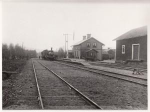 Grycksbo omkring 1900