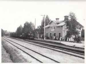Grycksbo omkring 1915