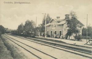 Grycksbo omkring 1920