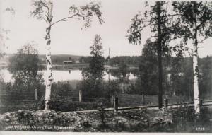 Grycksbo utsikt från Prästgården