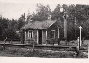 Lustebo Hållplats