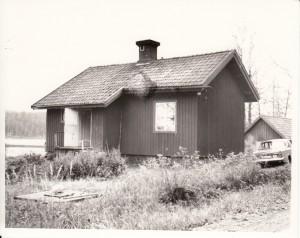 Brossen banvakt 1968
