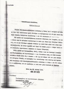 Hyttsjön Semesterhem 1938