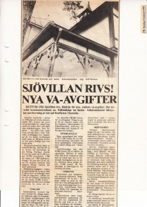 Rättvik Sjövillan FK 820113