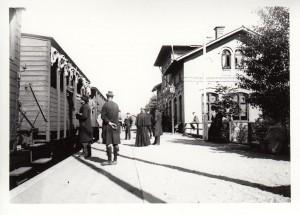 Rättvik Station 1890 (2)