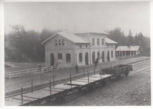 Rättvik Station 1890