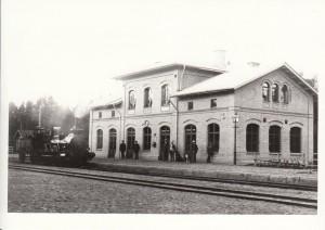 Rättvik Station 1892 Större
