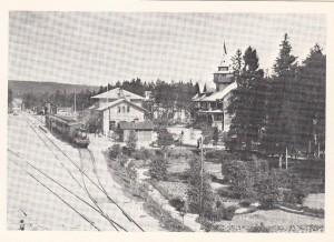 Rättvik Station 1896