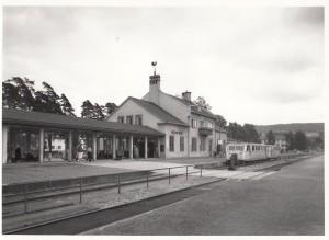 Rättvik Station 1953