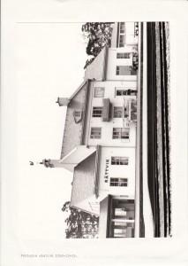 Rättvik Station 1968 Original