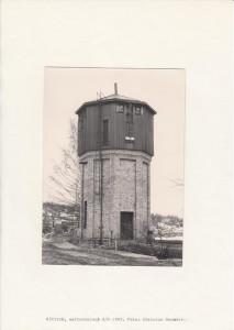 Rättvik Vattentorn 1983