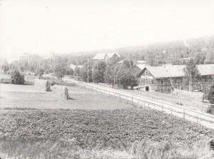 Sågmyra Km 117 omkring 1909