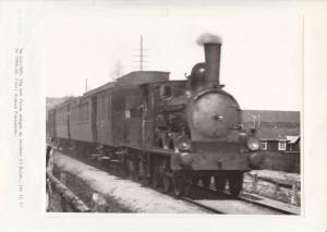 Sågmyra Tåg mot Falun