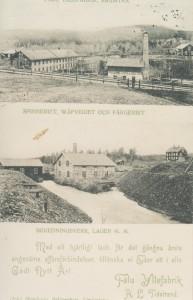 Sågmyra Vykort 1902