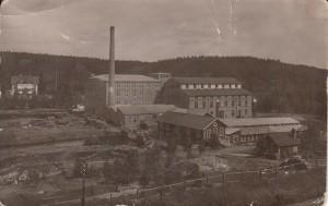 Sågmyra Vykort 1916
