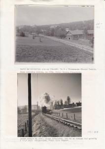 Sågmyra banvall 1906 samt 1961