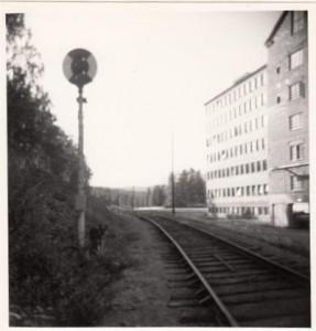 Sågmyra försignal 1967