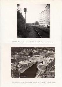 Sågmyra försignal 1967 Yllefabriken 1962