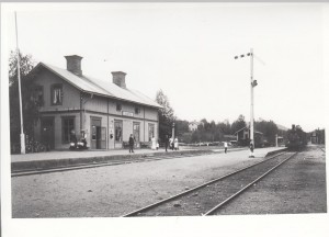 Sågmyra station