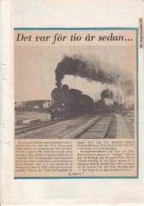 Tio år sedan nedläggning Sid 1 FK 1975