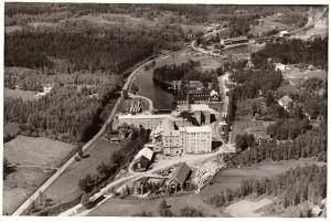 Yllefabriken Hållplats 1936